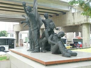 Monumento a los héroes de la Patria
