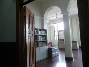 Biblioteca Nacional - 2° piso