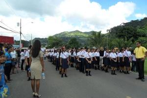 Défilé du 3 novembre - Veracruz